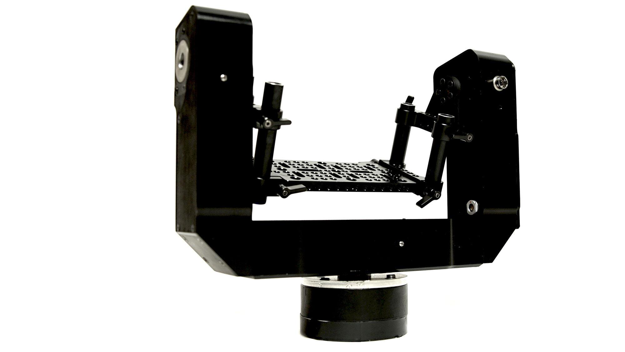 Blackcam camera remote head